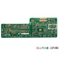 Metal Core PCB Double Layer , Fr4 Custom PCB BoardFor Signal Transmission