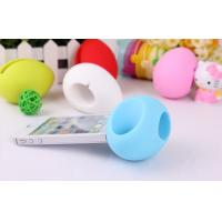 Buy cheap For iphone silicone egg speakers from wholesalers