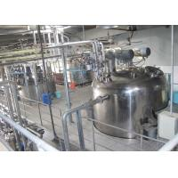 Quality Stainless Steel Liquid Detergent Production Line With Automatic Filling Machine for sale