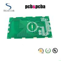 Quality Custom 0.2mm Single Sided PCB with 3OZ copper ,  2mil single layer pcb fabrication for sale