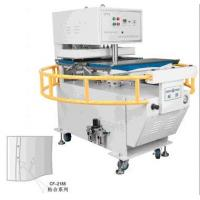 Rotatory Flat Top Adhesion Machinery Garment Machine
