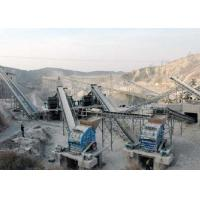 Quality Impact Crusher Stone Crushing Line Limestone Production Line 1 Year Warranty for sale