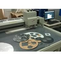 rubber sheet gasket making cnc cutter table production cutter