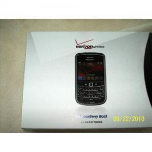 Original Unlocked Blackberry Bold 3 9650 Mobile Phone