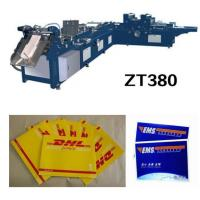 Buy cheap Express envelope and pasting machine product