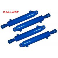 Quality FE-129 Heavy Duty Hydraulic Cylinder Double Acting Chromed Engineering Hoist for sale