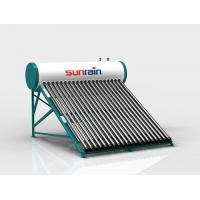 Quality Pressure solar water heater with heat pipe for sale