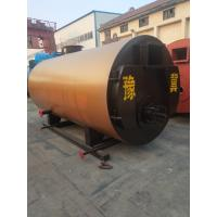 Quality Fully Burning Oil Steam Boiler Adequate Heating Area 3 Pass Safe Reliable for sale