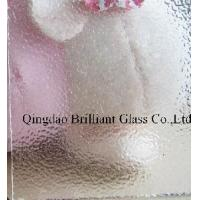 Quality Extra Clear Patterned Glass (solar glass) for sale