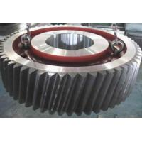Buy High Quality Alloy Steel Big Planet Gear Nonstandard Forging Supply Helical Gear at wholesale prices