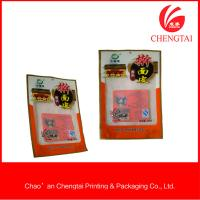 Quality PET / CPP material retort pouch for noodles packaging in supermarket for sale