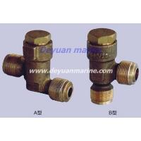 Quality marine male thread bronze check valve for sale