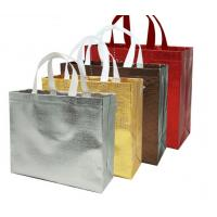 Buy heat seal PP Non-woven croco shopping Bags at wholesale prices