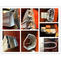 Quality ISO 9001 Custom Aluminum Extrusion Cylinder Shell FOR Industry Pump Body Parts for sale