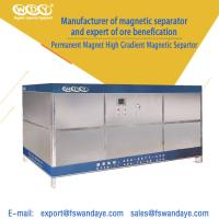 Quality Semi - Automatic Drawer Type Magnetic Separator For Grinding Machine 415V for sale