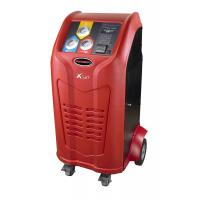 Quality Built in Printer Portable Refrigerant Recovery Machine SD Card Database for sale