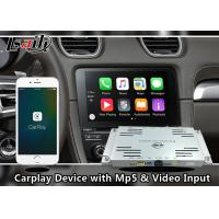 Buy cheap ios carplay box for Porsche PCM 3.1 for Audi 3G Benz NTG4.5 / 5.0  Volkswagen Touareg from wholesalers
