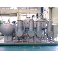 Quality Green Technology Tire Oil Re-refining Plant for sale