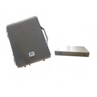 Buy High Power 2g 3g 4g GSM DCS WCDMA customizable mobile signal booster Fiber Optical Repeater at wholesale prices