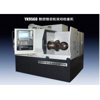 Buy CNC Bevel Rolling Gear Inspection Equipment For Orthogonal Straight Tooth, ARC Gear Wheel at wholesale prices