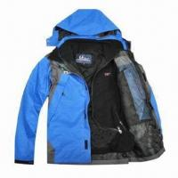 Quality Ski Wear, Available in Blue and White with 120g Cotton Padding for sale