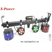 China Outdoor 120 Watt Led Par Can Lights Set with 5 / 20 Channel DMX Control on sale