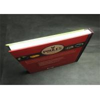 Offset 400gsm Hardcover Photo Book Printing , Textbook Printing Services