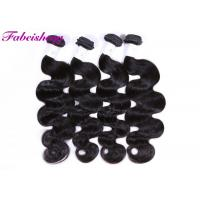 Quality No Shedding 100% Human Virgin Hair Body Wave Bundles 30 For Young Girl for sale