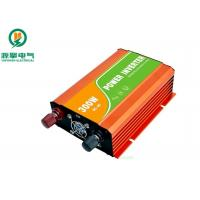 Buy Light High Frequency Pure Sine Wave Inverter , 300W DC To AC Sine Wave Inverter at wholesale prices