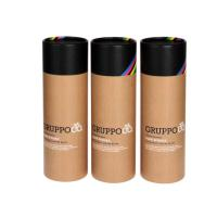 China Small Diameter Paper Tube Packaging With Recyclable CMYK Pantone FDA Cardboard on sale