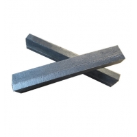 China 200x25x25mm 300x25x25mm Wearable White Iron Laminated Wear Bars on sale
