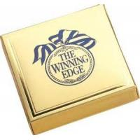 Quality Yellow Ballotin Chocolate Packaging Boxes for sale