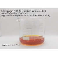 China Fluorescent Monomer HAPNQ Water Recovery and Purification Systems on sale
