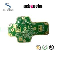 Quality FR4 circuit board single sided pcb manufacturing with high TG for sale