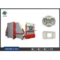 Automatic NDT X Ray Equipment System , Aluminium Wheels Hub Inspection Machine
