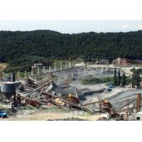 Quality Hard Rock Stone Sand Basalt Processing Line Large Scale High Performance for sale