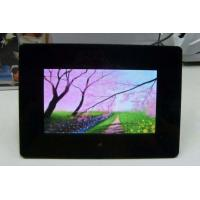 Quality  7 Inch Digital Photo Frame  reviews  USB with WIFI function for recordable picture  for sale