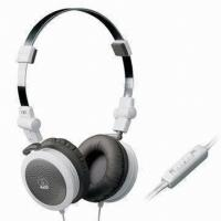 China Wired Stereo Headphones With Mic  on sale