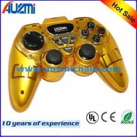 Quality PC game controller oil painting dual shock usb controller for pc for sale