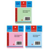 Quality Paper Craft, Memo, Sticky Note Pad, Promotion Stationery (QX-B04) for sale