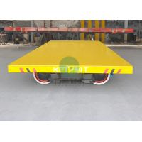 Quality Custom Heavy Load Dies Rail Handlign Vehicles Molds Steerable Plant Transfer Truck for sale