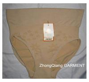 China Ladies Seamless Panties & Briefs on sale