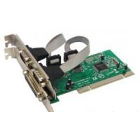 Quality PCI to 2 Serial Ports & 1 Parallel Port Controller Card for sale