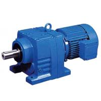 Quality R Series Promotional Durable Rigid Tooth Industrial Flank Gearbox Speed Reducer Helical Reducer for sale