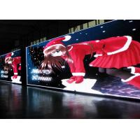 Quality P6 LED Outdoor Advertising Screens / Full Color SMD P6 LED Modules For Conference for sale