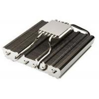 Quality CPU Cooling LED Light Copper Pipe Heat Sink Anodized Treatment Stacked Heatsink for sale