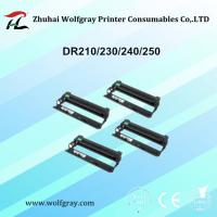 China Color toner drum  for  brother DR 210/230/240/250 on sale