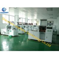 Quality qualified led pick and place machine , led mounting machine exported around the world for sale