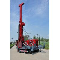 Buy 147 KW C5 Diamond Full Hydraulic Surface Core Drilling Rig Crawler Mounted at wholesale prices