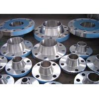 Quality Alloy Steel Forged Steel Flanges , Flat Face Weld Neck FlangeASTM A234 Standard for sale